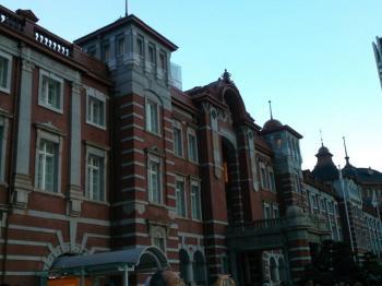 東京駅舎2