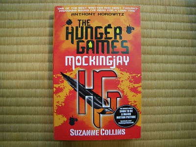 Hunger Games_Mockingjay