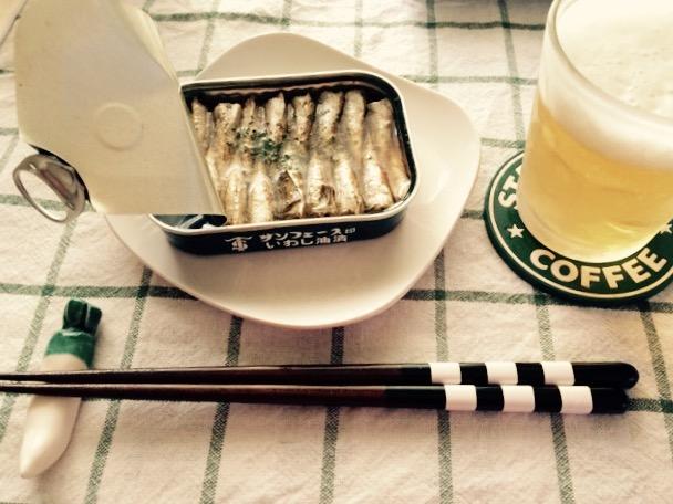竹中缶詰サーフェイス印オイルサーディン