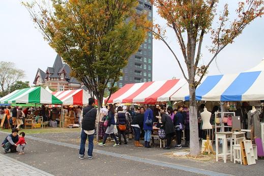グランマーケット 2012-11-8ー1