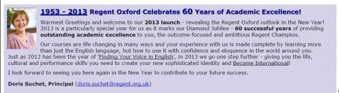 Regent Oxford 60 1