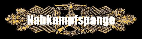 Nahkampfspange_logo