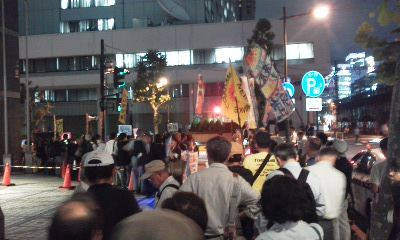 131002東電本店抗議