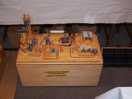 PB040091工場模型展示