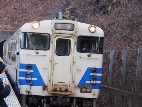 五能線列車