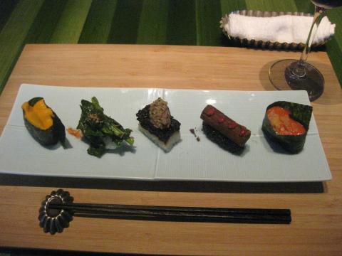 野菜寿司329