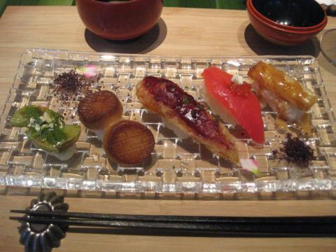 野菜寿司二の皿329