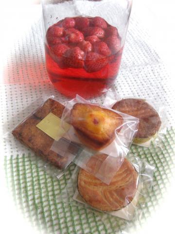 イチゴ酢とポタジエスイーツ42