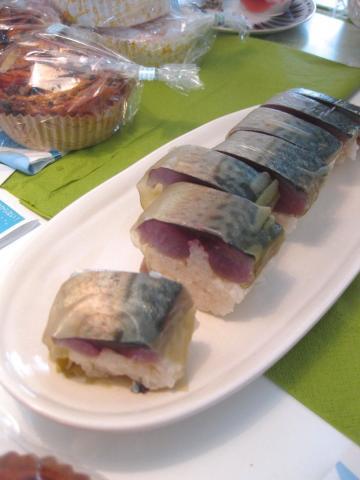 鯖寿司46