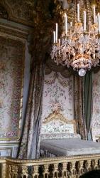 マリーアントワネットの寝室