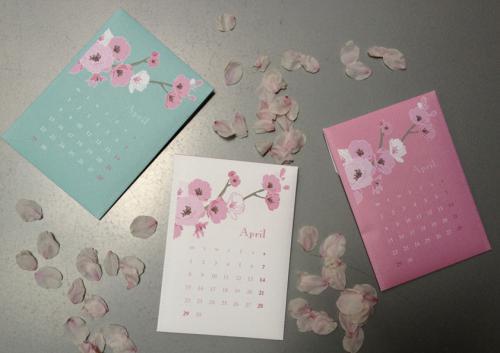 2013-4月桜Tea
