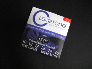 『ClearTone Treated Strings』
