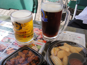 『札幌ビアガーデン KIRIN』