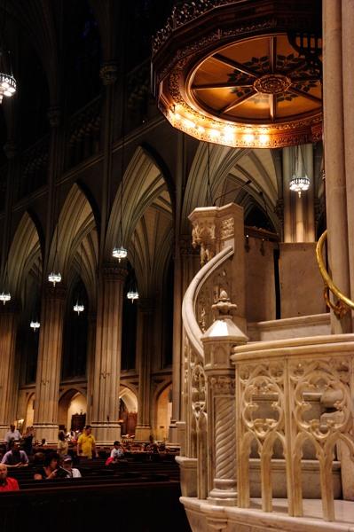 NY_セントパトリック教会10