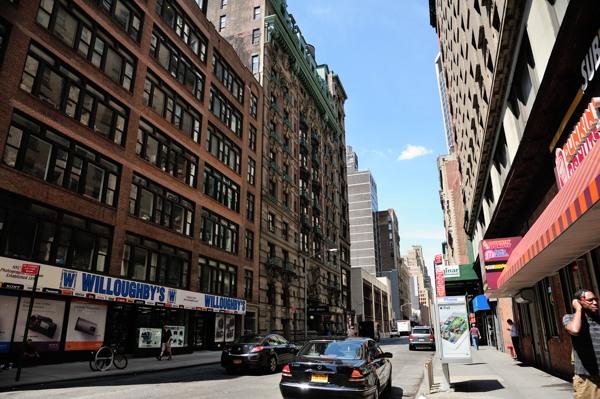 マンハッタン街並み2