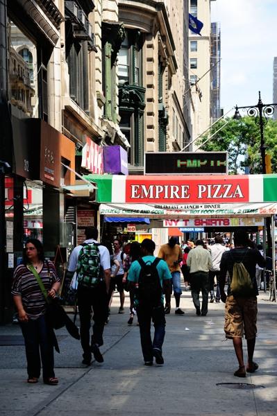 マンハッタン街並み3