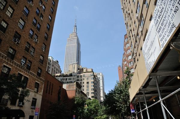 マンハッタン街並み6