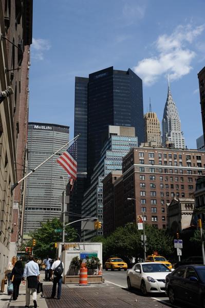 マンハッタン街並み7