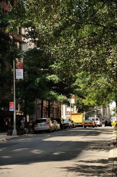 マンハッタン街並み8