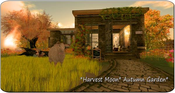 *HM* Autumn Garden*