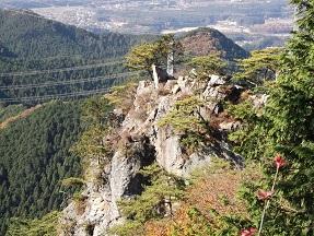 西の松島遠景2014.11