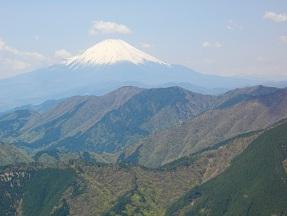 富士山2013.4