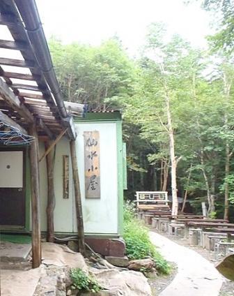 甲斐駒ケ岳~仙丈ケ岳 2 022-001