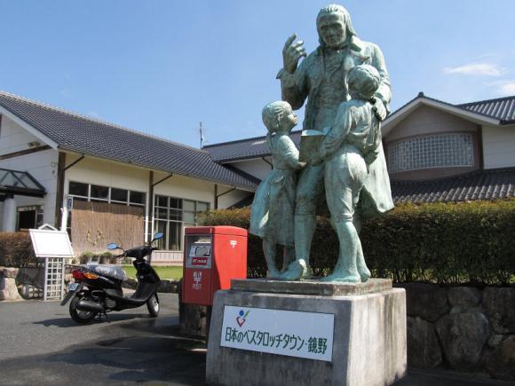 ペスタロッチ像