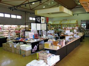 鏡野町土産・岡山土産がたくさん