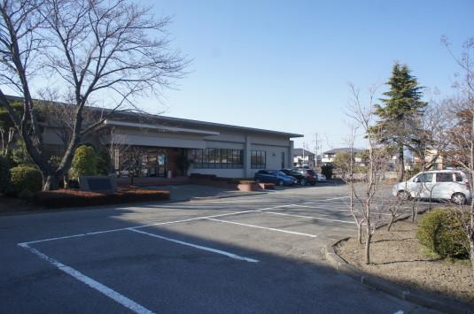 防災安全センター 駐車場