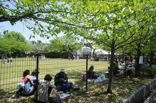 正ノ木祭り 広場