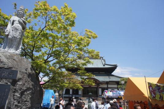 正ノ木祭り 寺