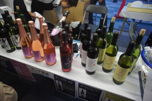 甲府駅北口 蔵出しワインバー ワイン
