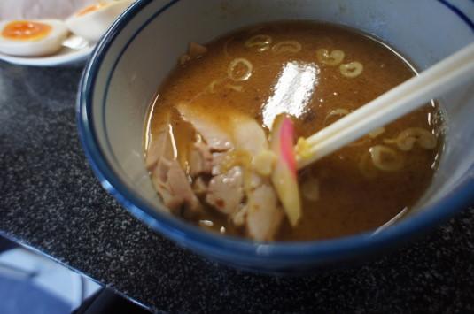 つけ麺 縁者 スープ