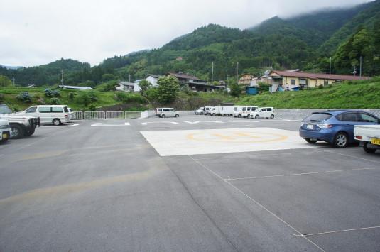 妙法寺 あじさい 駐車場