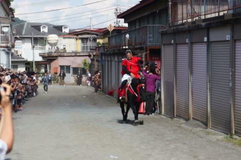小室浅間神社 流鏑馬祭り 外観