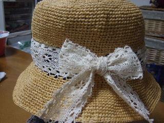 女の子のための夏帽子