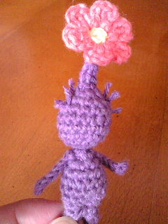 紫ピクミン