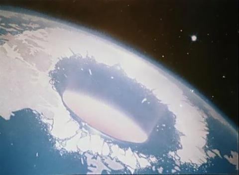 空洞地球地球