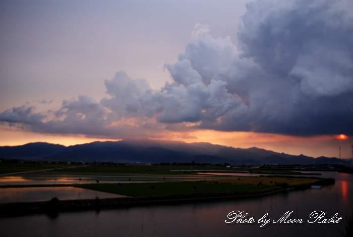 雲 愛媛県西条市