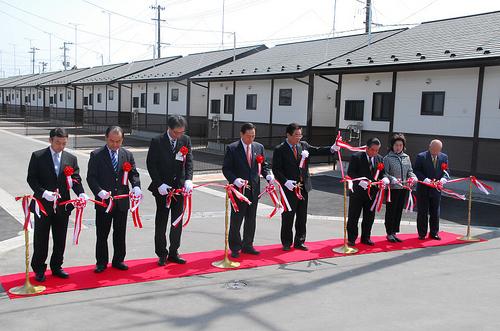 福島復興住宅