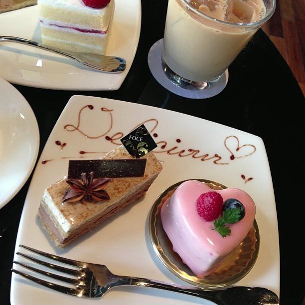 FOCE ケーキ②