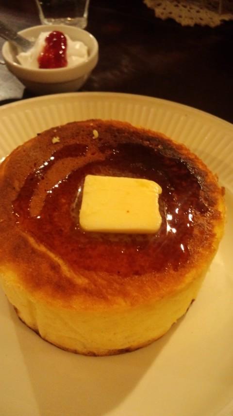 幻のホットケーキ