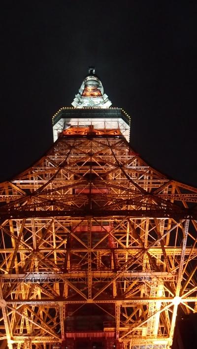 東京タワー冬バージョン