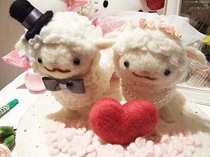 羊ウェルカム