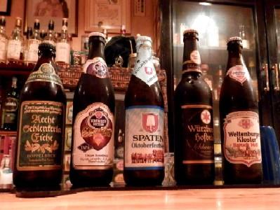 バイエルンのビール