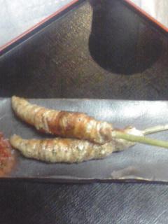 140123谷中生姜の豚巻き