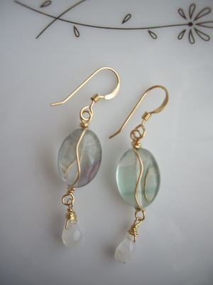 wire plus earrings
