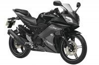 YZF-R15ブラック
