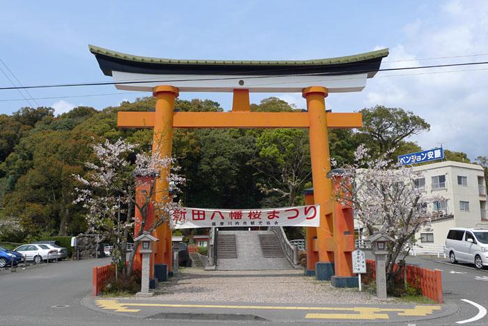 薩摩川内 新田神社 3